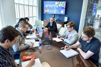 Apple Cofounder Steve Wozniak Continues Mentoring Students