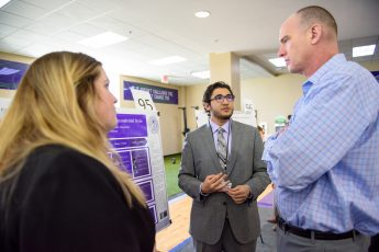 Students Present Innovative Research at Sixth Annual Symposium