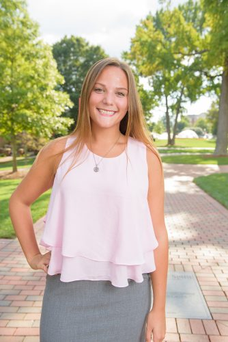 Class of 2022 Profile: Melanie Wallace Pursues Athletic Training