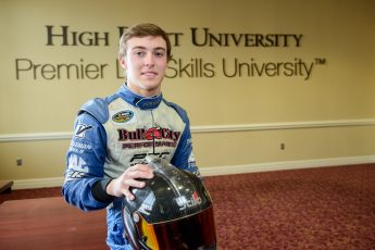 Student Profile: An HPU Freshman Races After A Dream