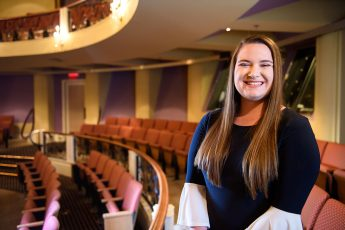February Extraordinary Leader: A Transfer Student Who Made Her Mark