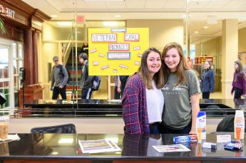 HPU Students Treat the Community with Numerous Service Events During October