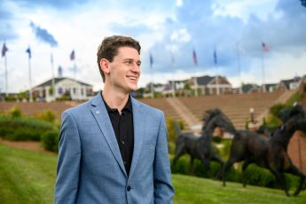 Student Profile: The 'Young Sully' of HPU