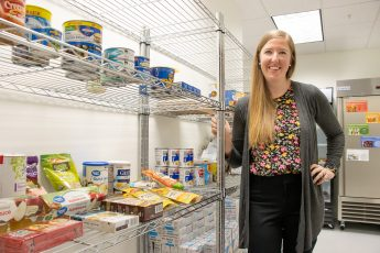 The PT Food Pantry: A Vital Place of Health