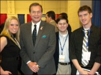 HPU College Republican Club Attends CPAC in Washington, D.C.