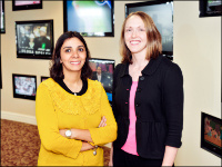 HPU Communication Professors Team Up, Publish Article on Social Media in the Egyptian Revolution