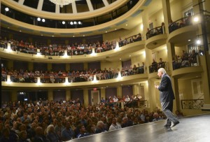 2012 HPU Fall Family Weekend, Nido Qubein