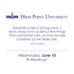 Adversity Quote