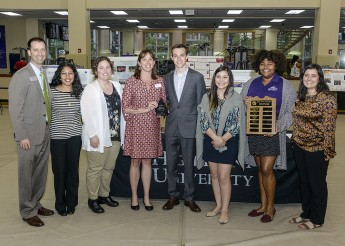 HPU Honors Community Organizations and Students for Service