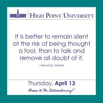 [CALENDAR] April 13, 2017