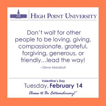 [CALENDAR] February 14, 2017