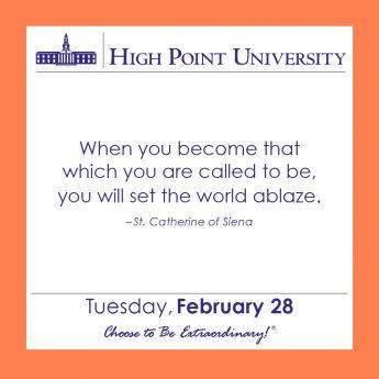 [CALENDAR] February 28, 2017