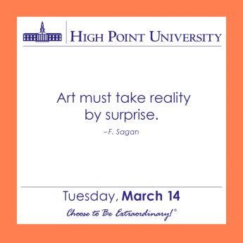 [CALENDAR] March 14, 2017