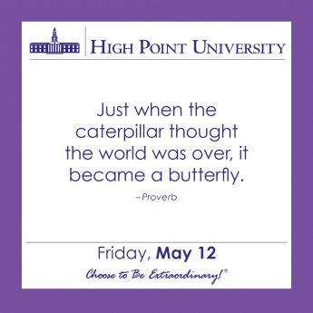 [CALENDAR] May 12, 2017
