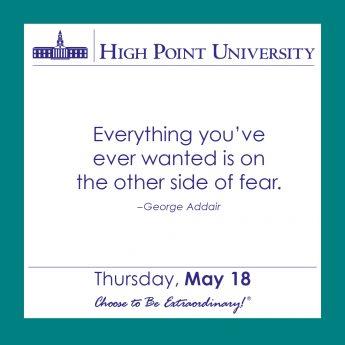 [CALENDAR] May 18, 2017