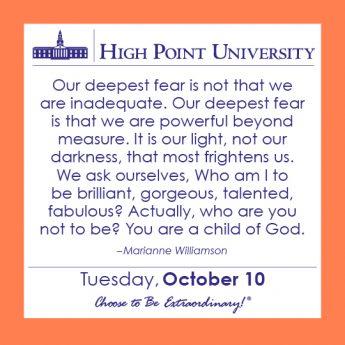 [CALENDAR] October 10, 2017
