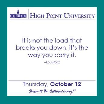 [CALENDAR] October 12, 2017