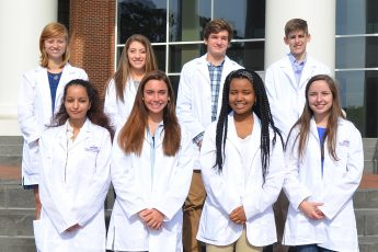 Local High School Students Conduct Summer Research at HPU
