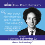 It's not about how smart you are. It's about your values. - Malcom Gladwell