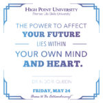 The power to affect your future lies within your own mind and heart. - Dr. Nido R. Qubein