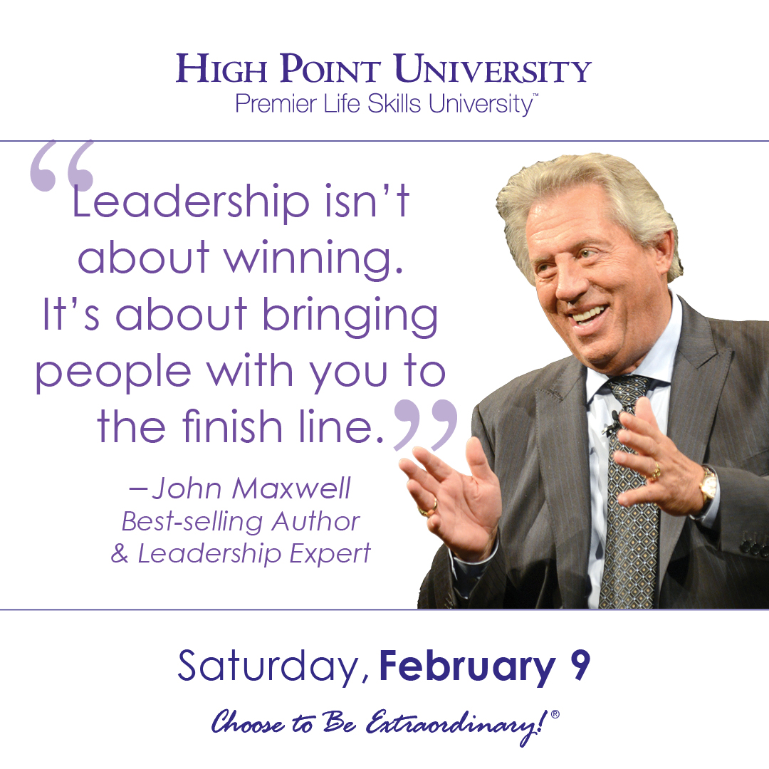 Calendar February 9 2019 CALENDAR] February 9, 2019   High Point University   High Point, NC