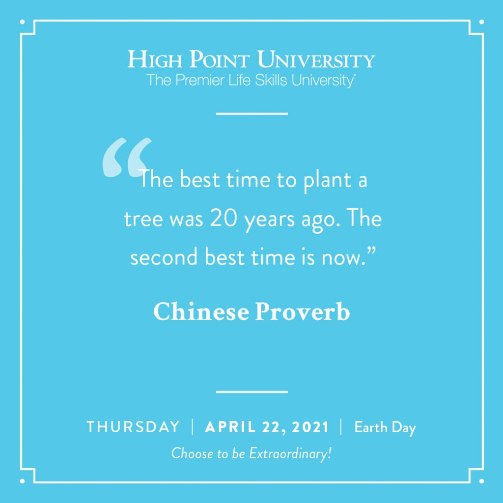 April 22 2021 Daily Motivation Chinese Proverb