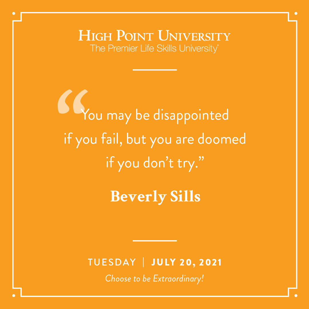 July 20 2021 Daily Motivation Beverly Sills Quote