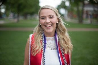 Class of 2017 Profile: Haley Ginther Pursues her Masters in Occupational Therapy