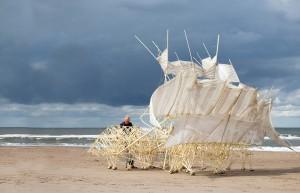 Theo Jansen's 'Strandbeest'