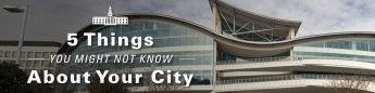 5 Things You Might Not Know About Your City