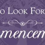 5 Things to Look Forward to at Commencement