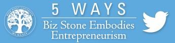 5 Ways Biz Stone Embodies Entrepreneurism