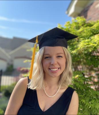 Class of 2020 Outcomes: Emily Hahn Navigates to Nursing