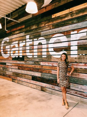 Internship Profile: Emily Dillon Drives Sales at Gartner