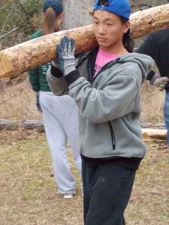 Students Spend Spring Break Helping Tornado Victims