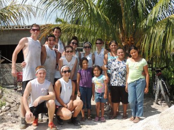 Students Impact Lives in Mexico Over Fall Break