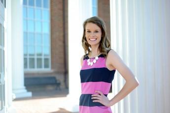 Class of 2014 Outcomes: Abigail Johe Receives Prestigious Graduate School Offer