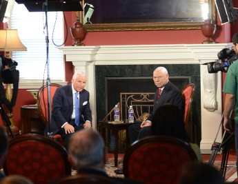 """UNC-TV to Air """"High Point University Presents: Colin Powell"""""""