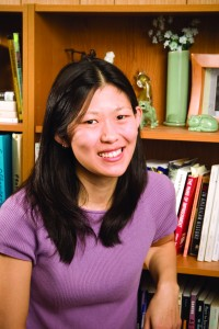 High Point University Professor Ahn-Redding