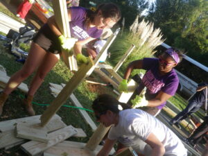 High Point University's Alternative Fall Break to Alabama