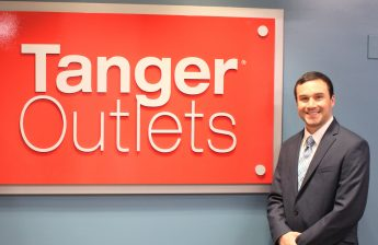 Internship Profile: Alex Angle Learns Leadership Skills with Tanger Outlets