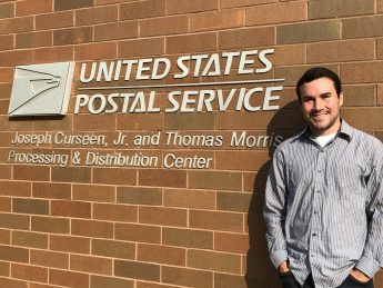 Internship Profile: Alex Angle Interns with the United States Postal Service