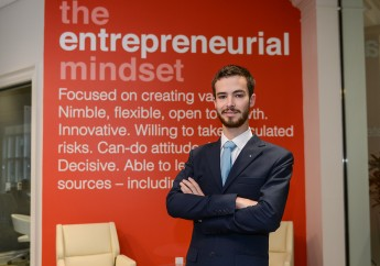 A Student Entrepreneur Finds Success