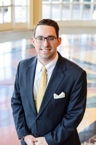 Class of 2017 Profile: Alex Gross Turns Internship into Job