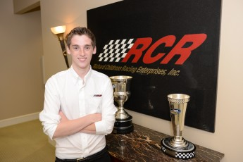 Rising Senior Interns with NASCAR Team