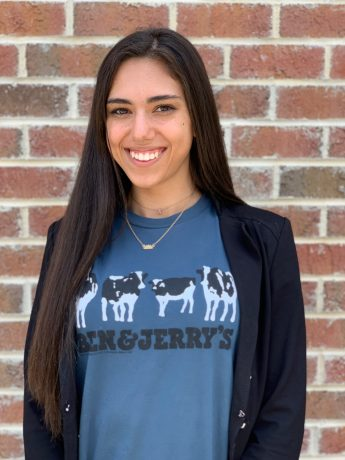 Internship Profile: Alexa Maldonado Jumpstarts a Career with Ben & Jerry's