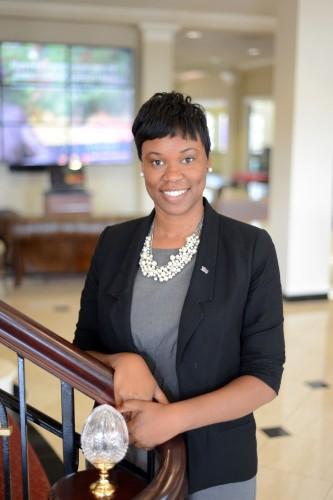 Richardson Joins Campus Concierge Team