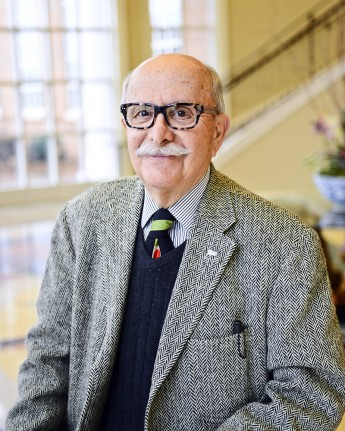 Professor to be Inducted into Creative Hall of Fame
