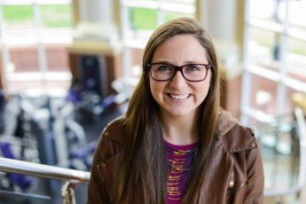 Class of 2017 Profile: Allie Zambito Pursues Doctor of Physical Therapy