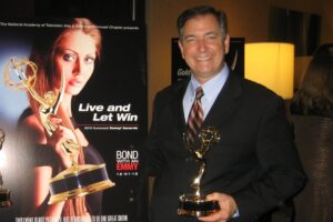 High Point University Alumni Emmy winner